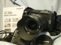 '           E-300 c/w 14-45mm + Inst -NICE SET ' Olympus E-300 Digital SLR Camera £89.99